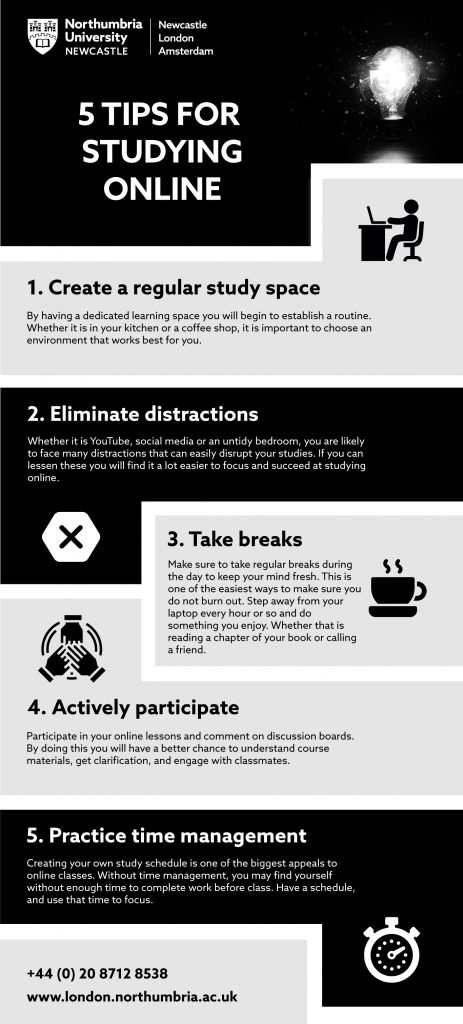Online Studying Tips